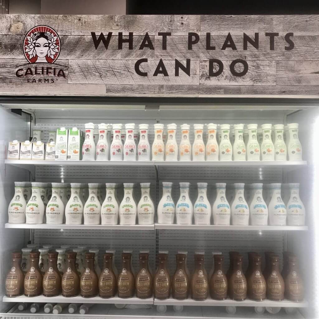 Califia Farms | FNCE 2017 | food trends | Nutrition Nuptials