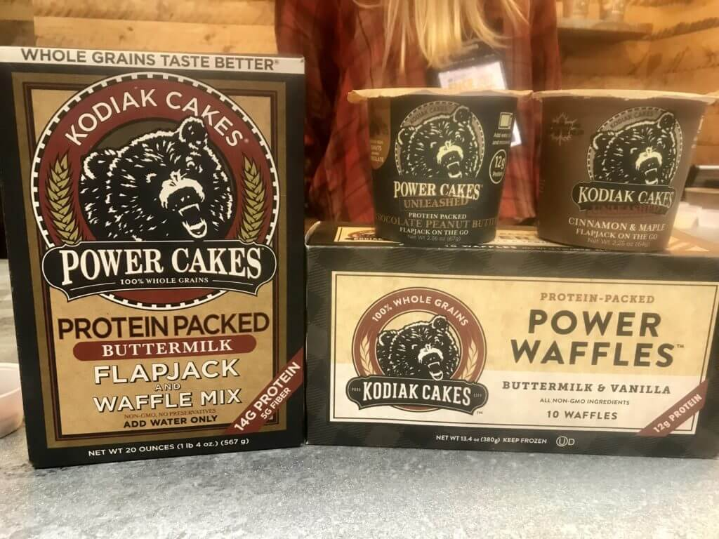 Kodiak Cakes | FNCE 2017 | food trends | Nutrition Nuptials
