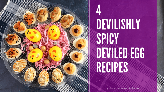 Spicy Deviled Egg Recipes