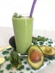 Shamrock Shake Recipe | Wildtree Balanced Meals Shake | Nutrition Nuptials | Mandy Enright MS RDN RYT