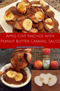 Apple Chip Nachos