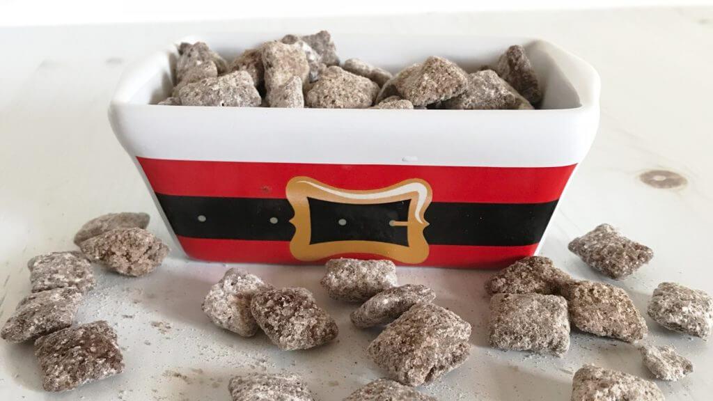 Chai Tea Muddy Buddies | Nutrition Nuptials | Mandy Enright MS RDN RYT