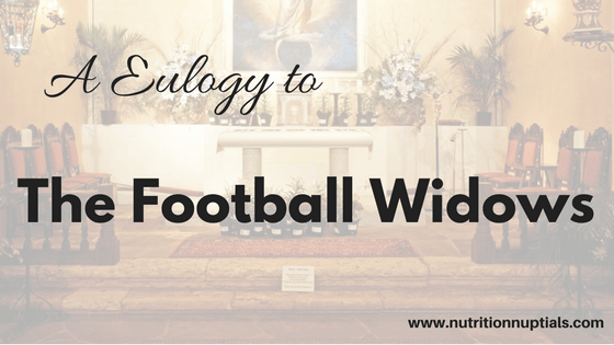 football widow