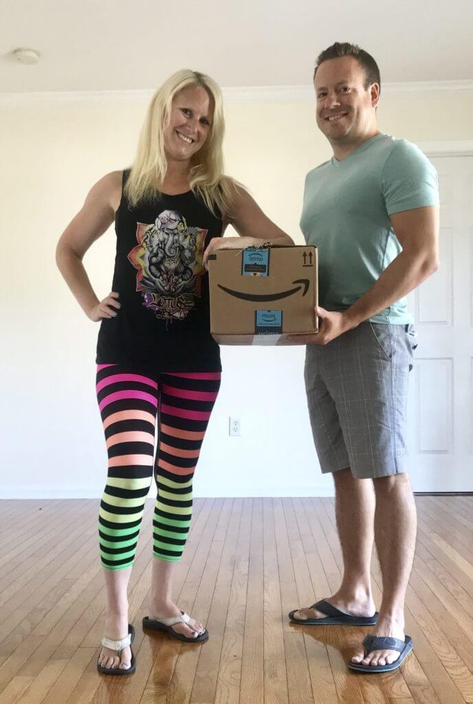Taco & Mandy | Amazon Prime Day | Prime Day Picks for Couples | Nutrition Nuptials | Mandy Enright MS RDN RYT |