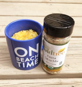 Mug Breakfast | Nutrition Nuptials |Wildtree Basil Pesto