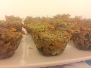 Broccoli Cheddar Potato Cups