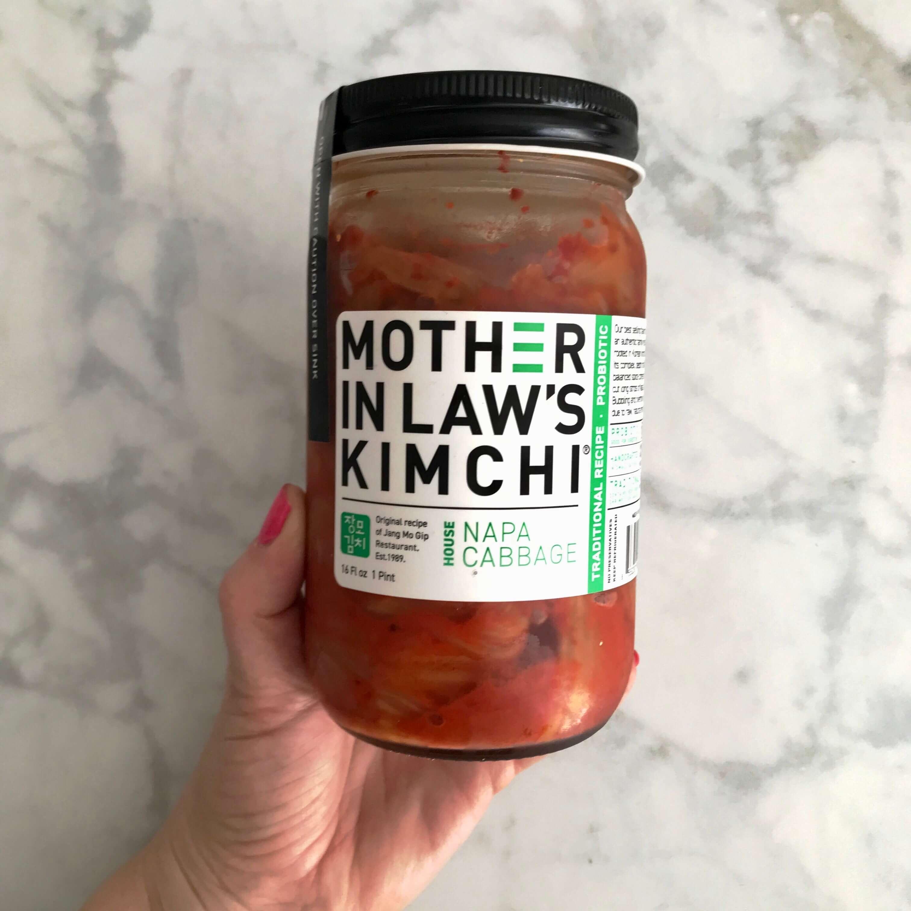 Kimchi | Nutrition Nuptials | Mandy Enright MS RDN RYT