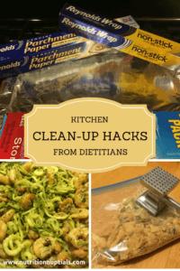 kitchen-clean-up-hacks-pinterest