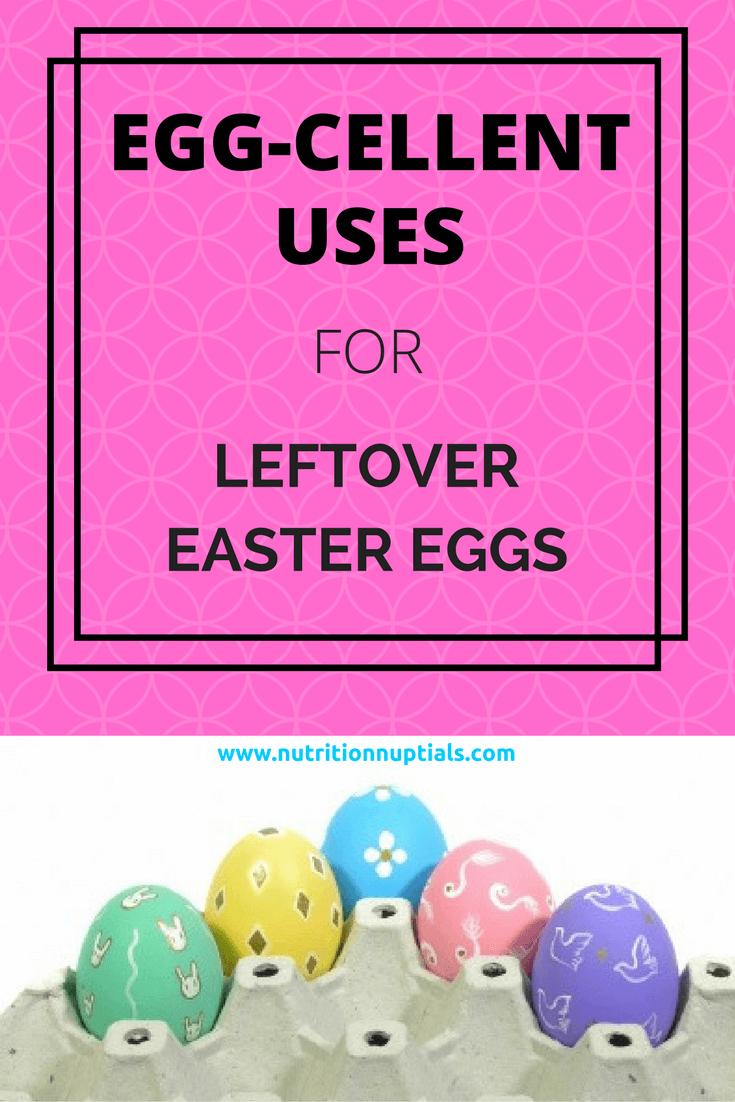 Leftover Easter Eggs