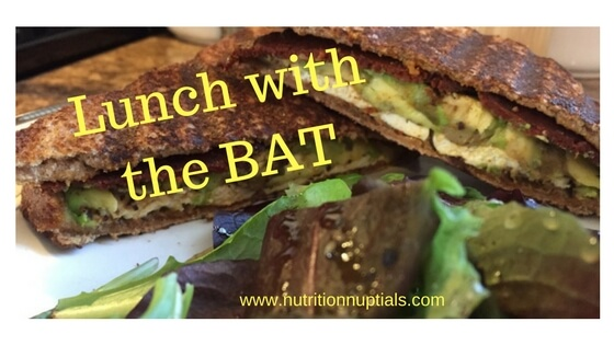 Lunch with the BAT