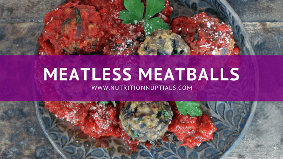 Meatless Meatballs Recipe Recipe