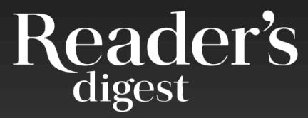 Reader's Digest | In The Media | Mandy Enright