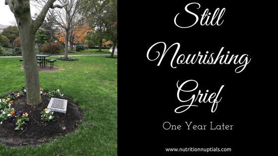 still nourishing holiday grief