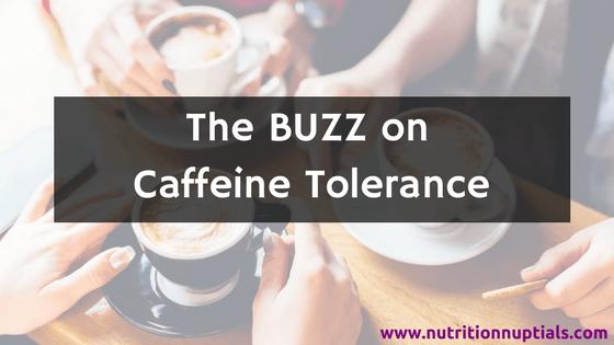 caffeine tolerance