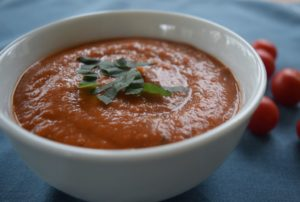 Grilled Cheese and Tomato Soup | Nutrition Nuptials |Mandy Enright MS RDN RYT|