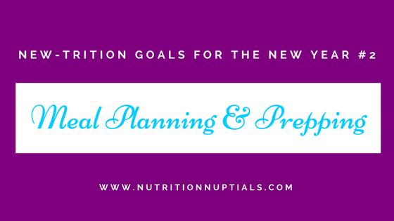 New-trition Goals