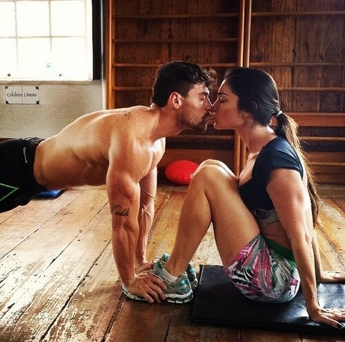 Benefits of Working Out as a Couple | Couples Fitness | Nutrition Nuptials_Mandy Enright MS RDN RYT