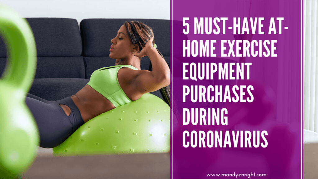 5 Must-Have At-Home-Exercise Equipment Purchases During Coronavirus